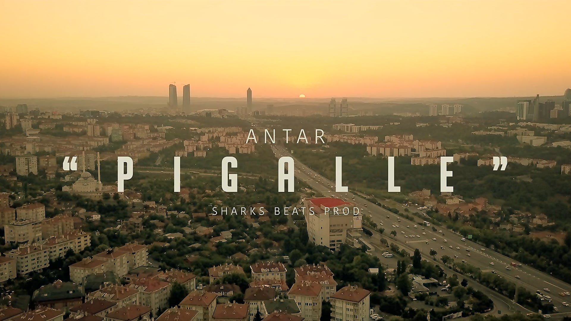 ANTAR - Pigalle