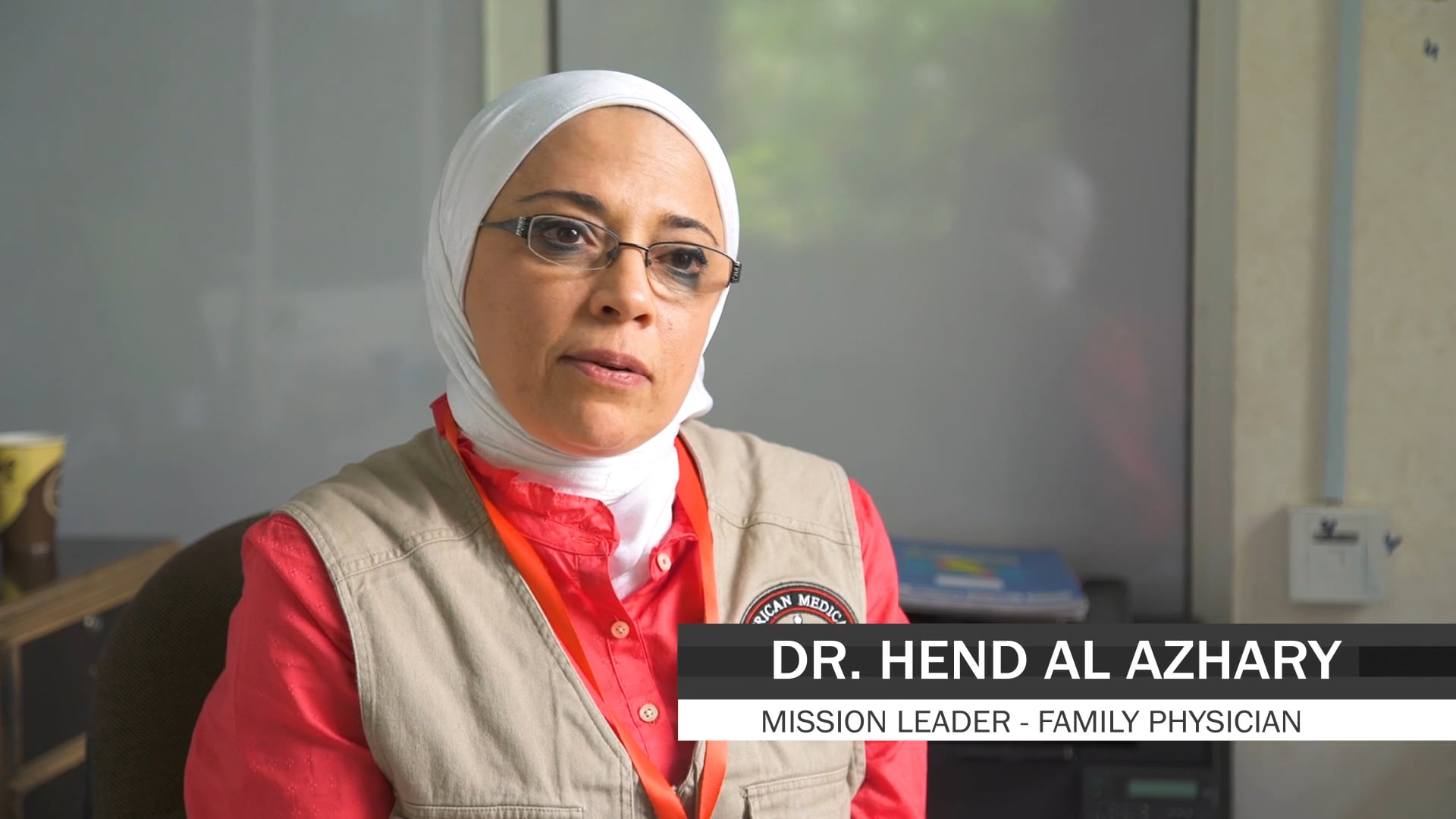 Interview with Dr. Hend Al Azhary