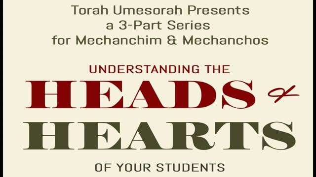 Heads & Hearts Part 3