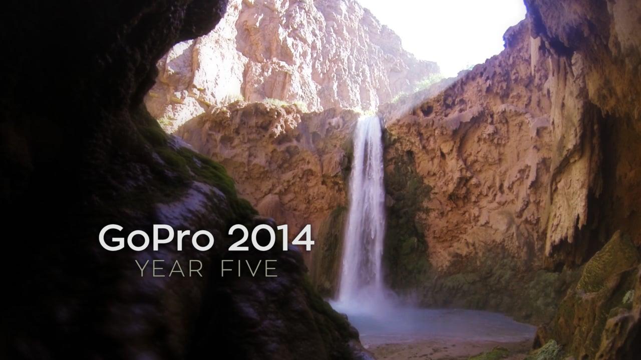 GoPro 2014 - Year Five
