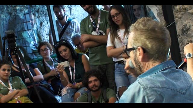 Masterclass 17 luglio Marco Giallini