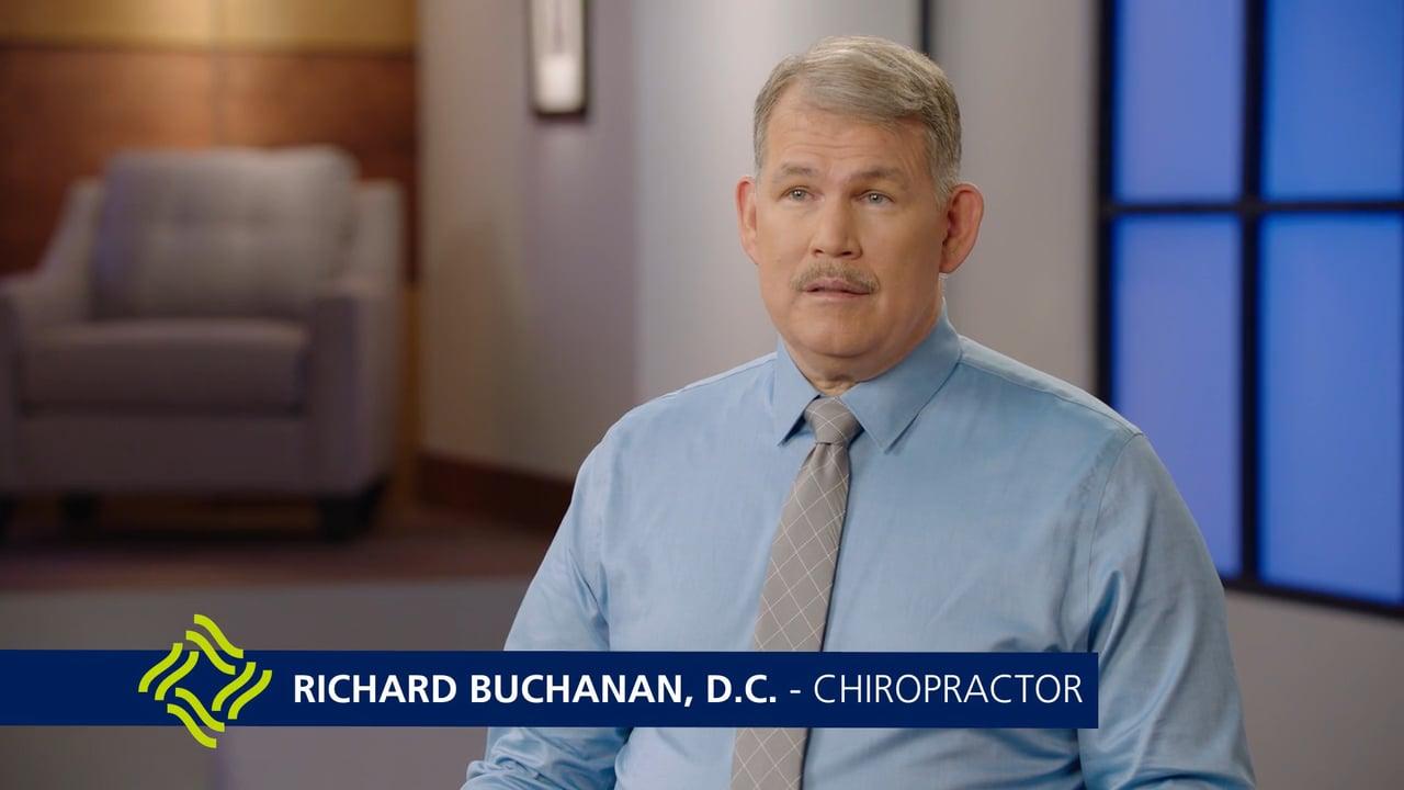 Dr. Richard Buchanan