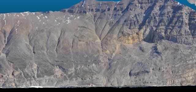 Karrat Fjord landslide - lo-fi