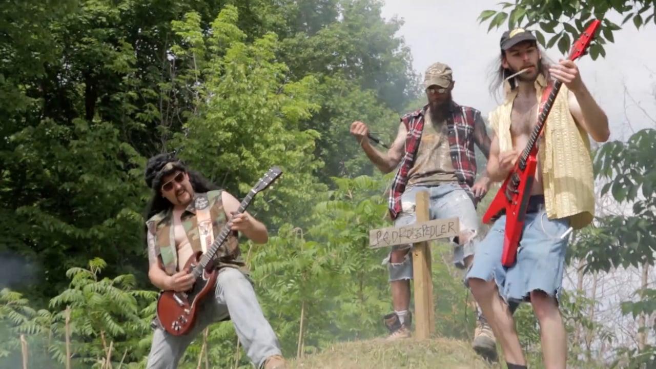 CITIZEN VICIOUS - THRASH N' ROLL (official videoclip)