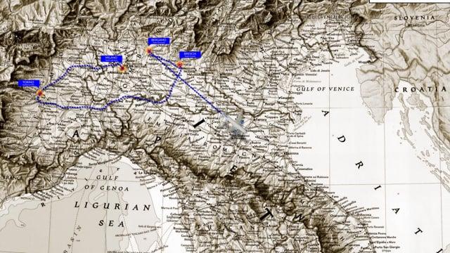 Whole Ubi-Tournée Map