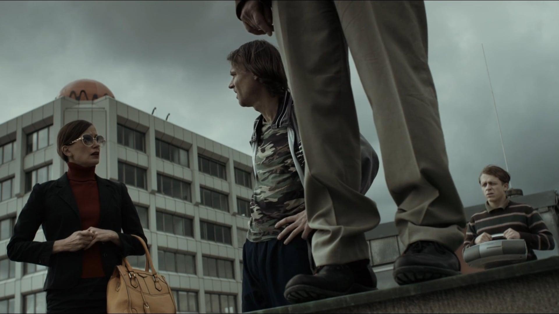 Die Randgruppe (Kurzfilm 2015)