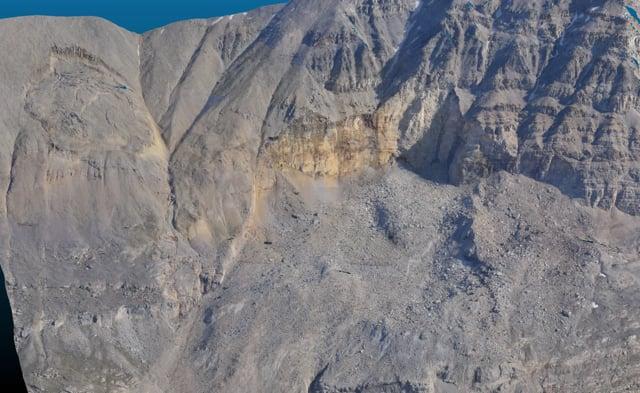 Karrat Fjord landslide - hi-fi