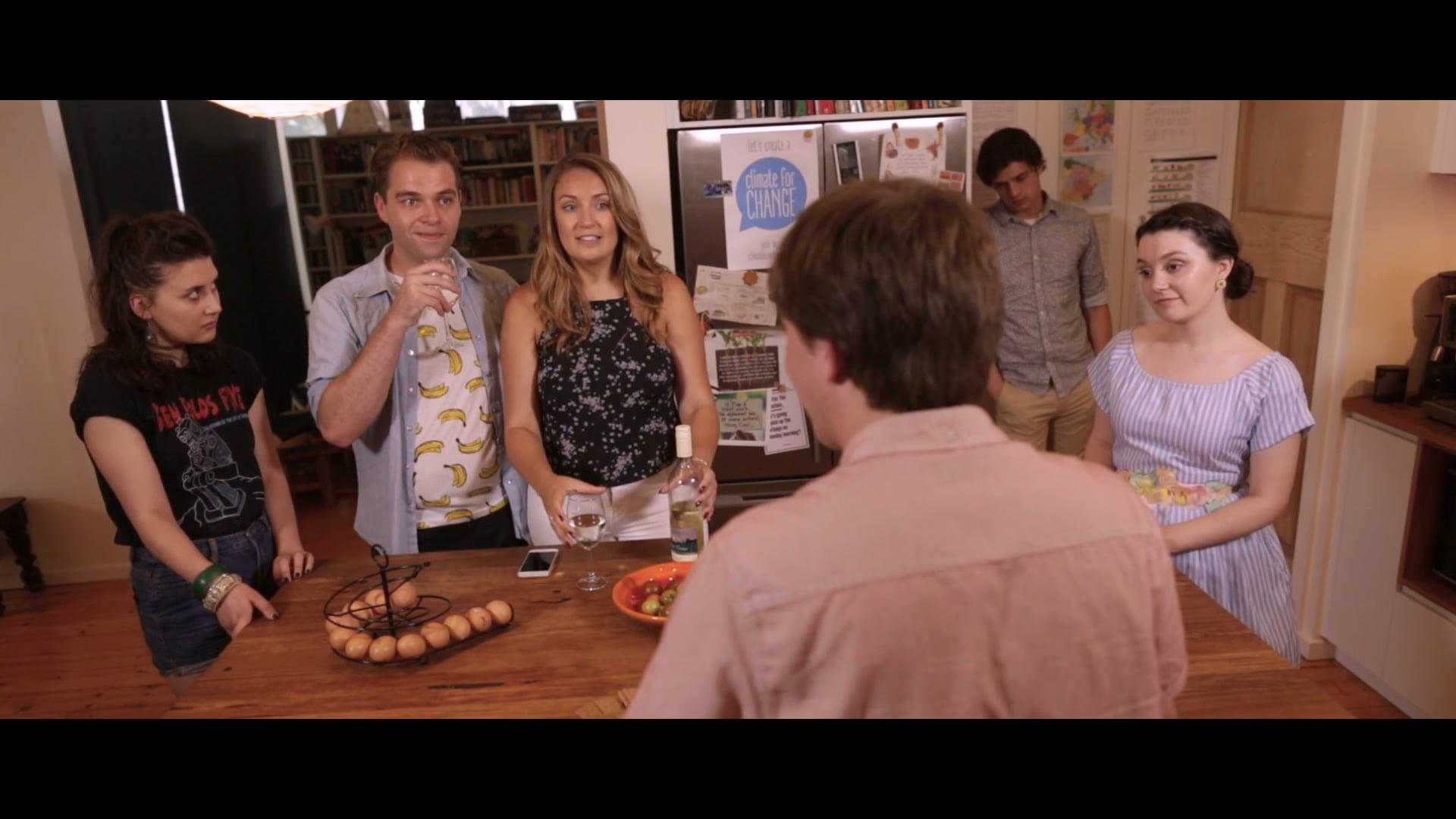 Real Friends - A Short Romantic Comedy
