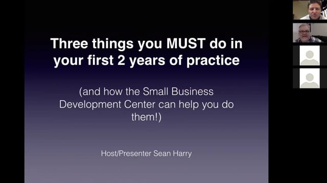 Sean Harry-Three Things You Must Do (2017)
