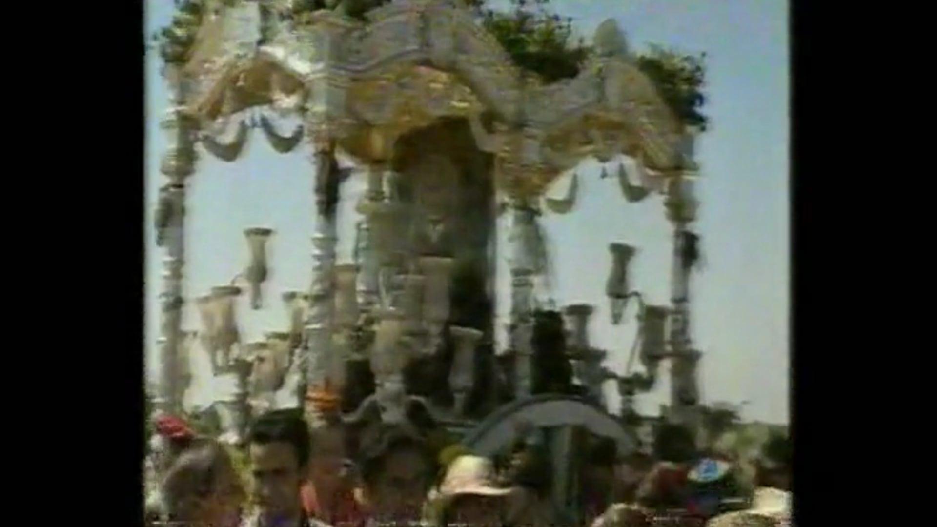 Hermandad del Rocío de Los Palacios 1. Camino de Vuelta 2001