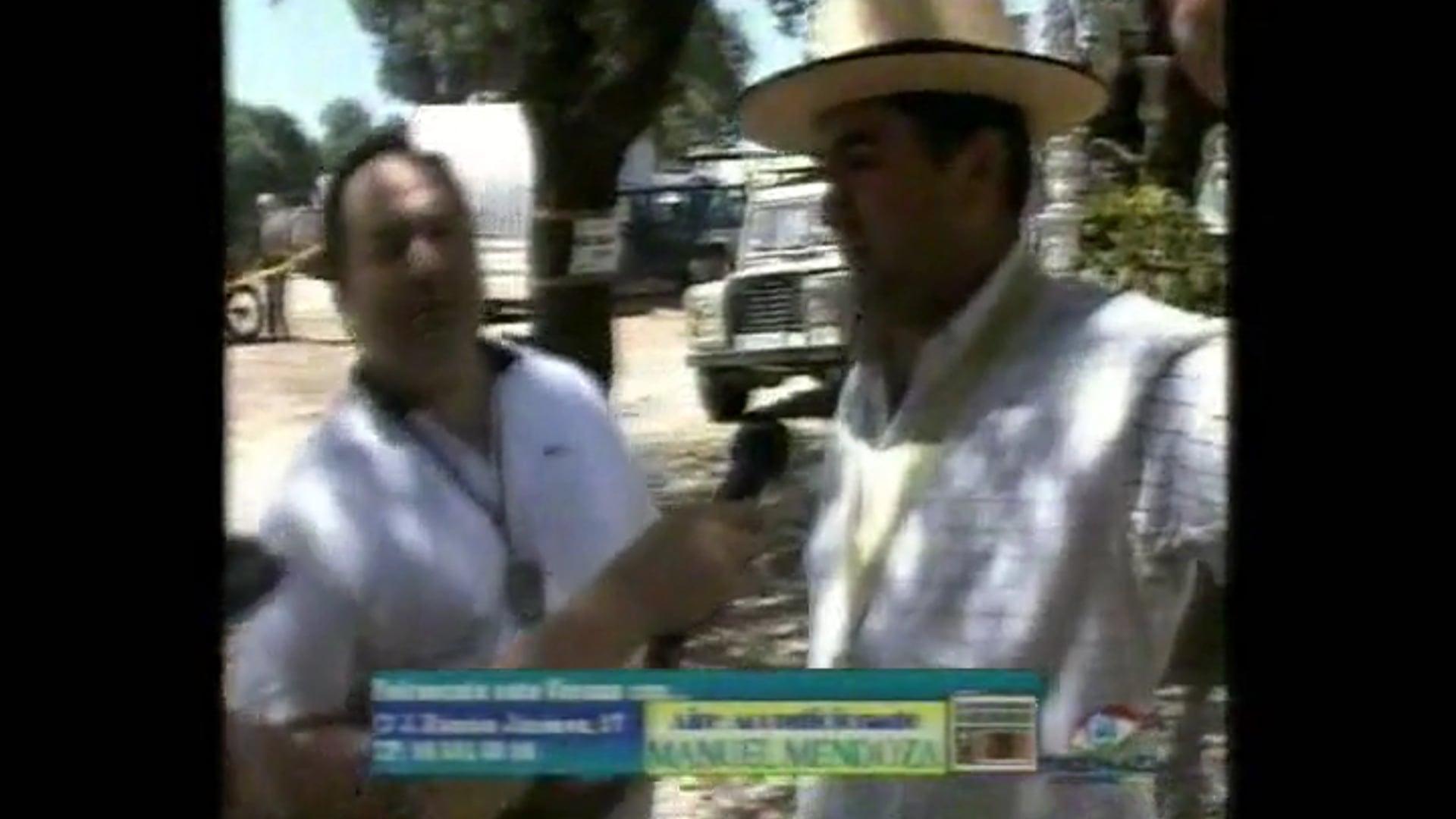 Hermandad del Rocío de Los Palacios 2. Camino de Vuelta 2001