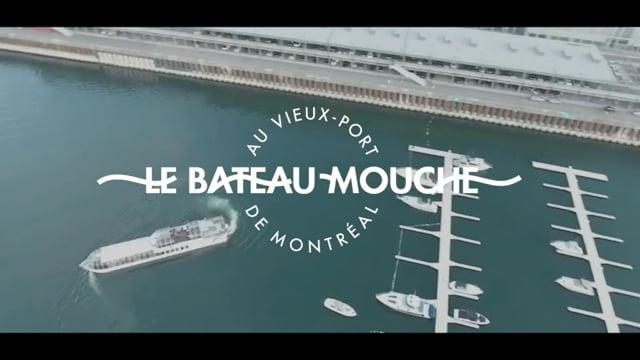 Publicité Bateau-Mouche.