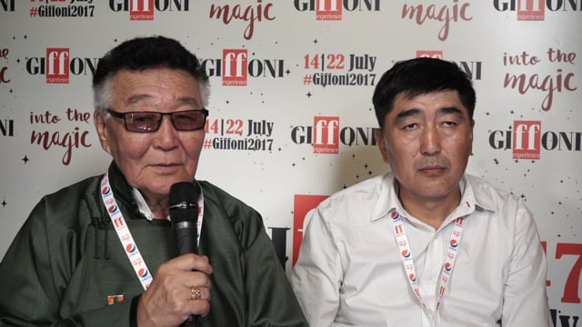 interview - Zolbayar Dorj
