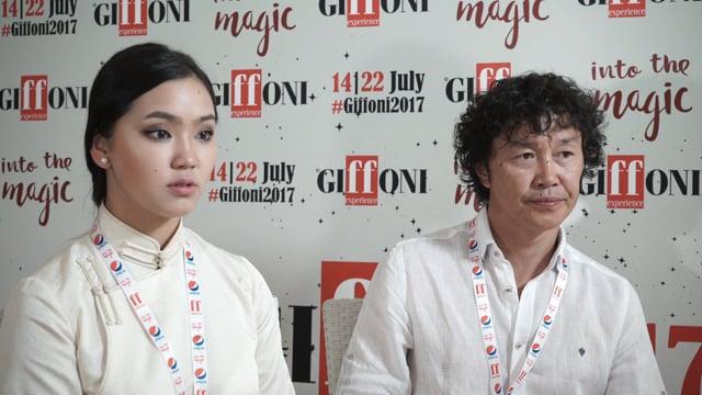 interview - Sengedorj Janchivdorj
