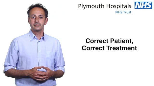 3103 Correct Patient, Correct Treatment