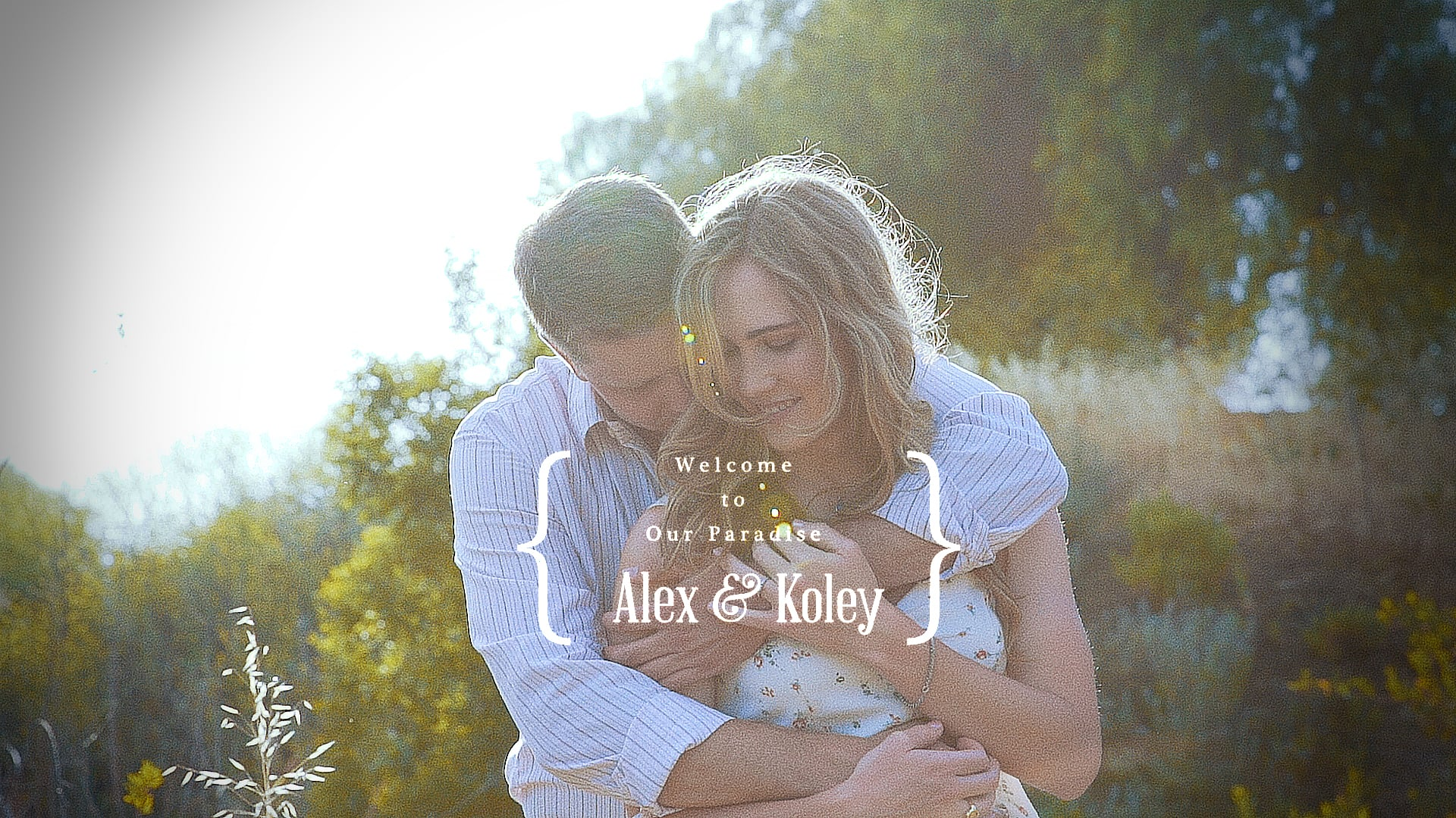 *Alex & Koley (Pre-Wedding Film) *