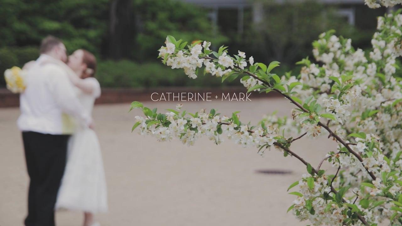 catherine + mark | short film 5.5.17