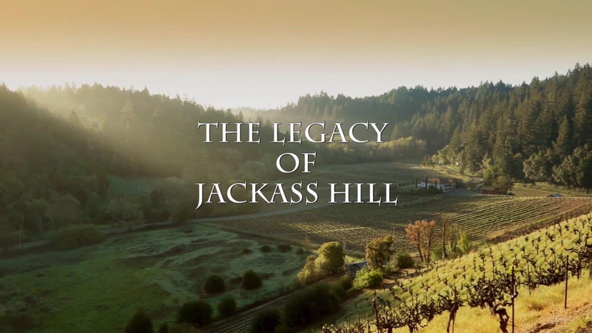 The Legacy of Jackass Hill - Wine Spectator Grand Prize Winner 2015