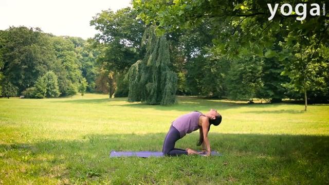In balans met Yang & Yin yoga