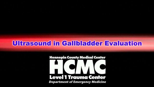 Ultrasound in Gallbladder Evaluation