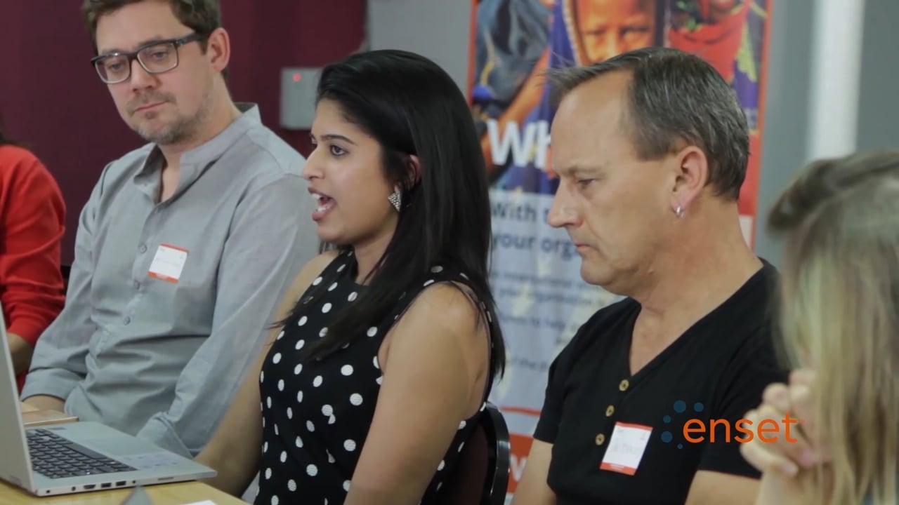 Enset - NGO Digital Spaces Corporate Meeting