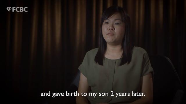 Baptism Testimony of Jasmin Ho Siew Yi