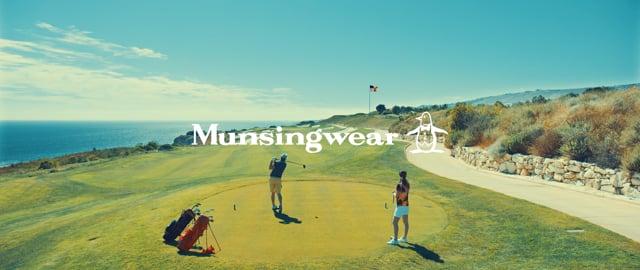 Munsingwear TVCM 2017