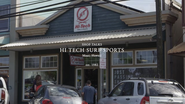 Shop Talks   Hi-Tech Surf Sports