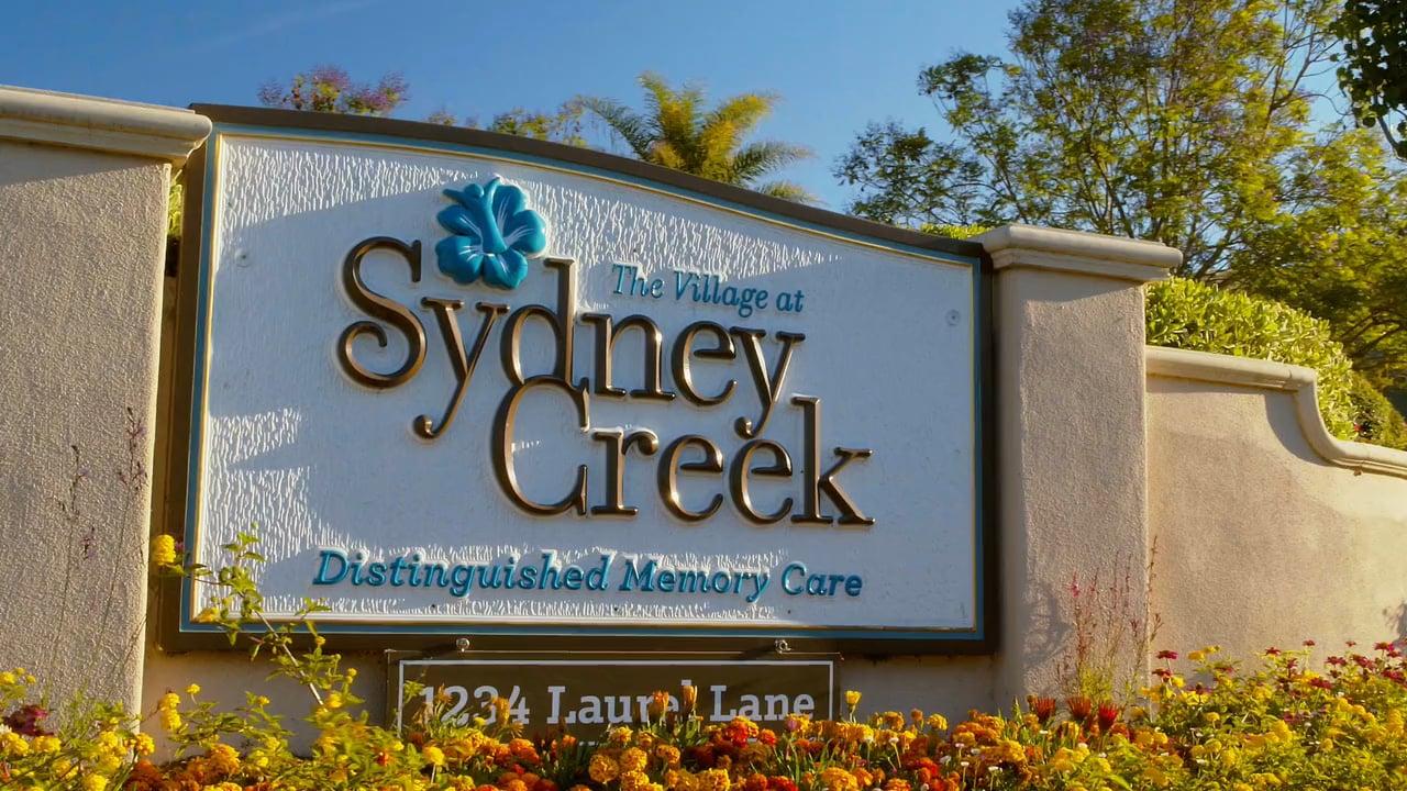 Sydney Creek—Memory Care Tour 2017 Final