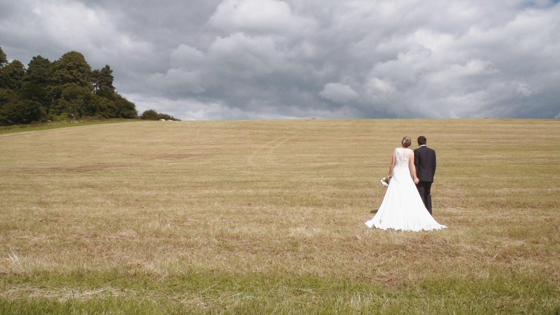 Annette & Niall - Wedding at Farnham Estate, Cavan