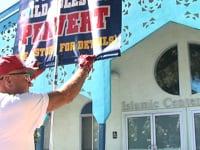 Davis Mosque Protest