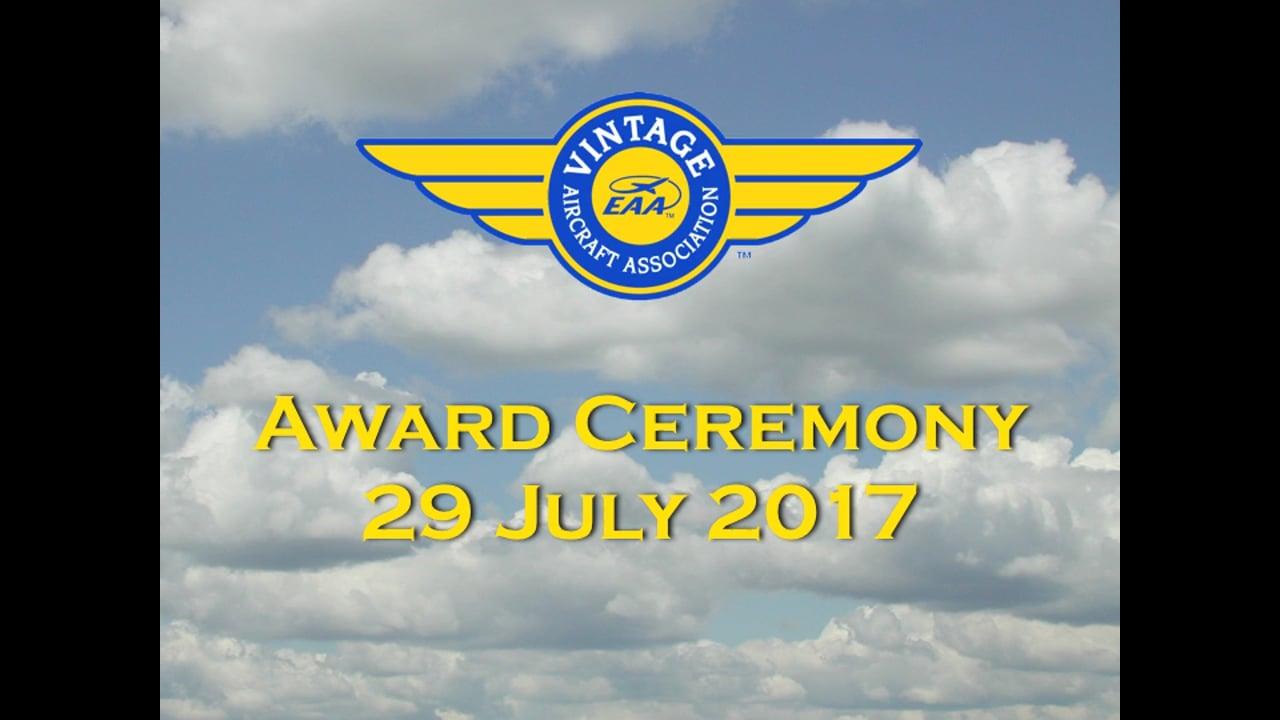 FINAL AWARDS video 2017
