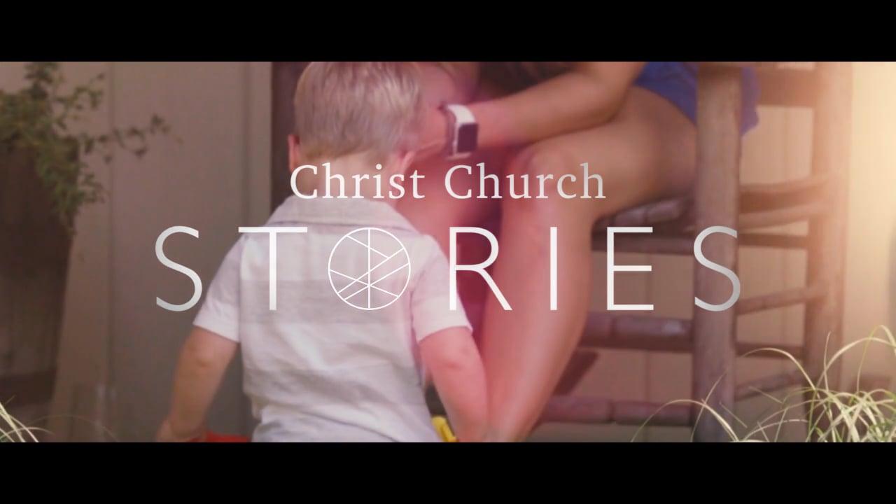 Christ Church Stories: Ben & Jessica Thompson
