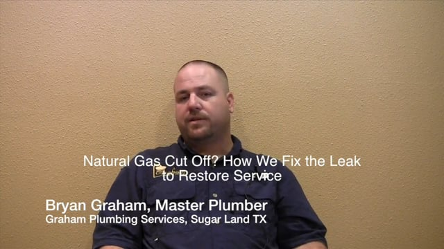 Natural Gas Cut Off? How We Fix the Leak to Restore Service