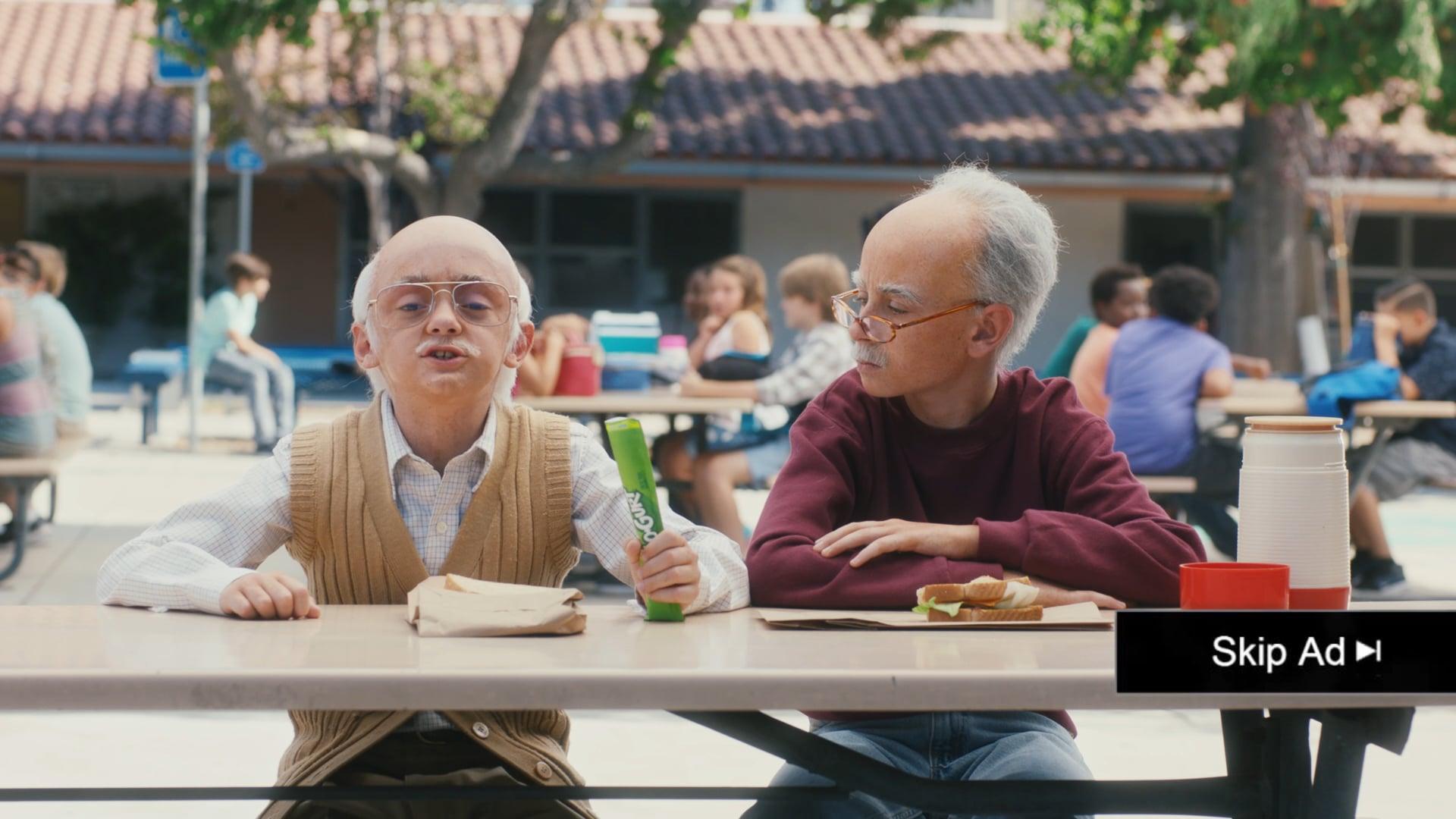 "Go-GURT® ""Skip This Ad"" with Tim & Charlie"