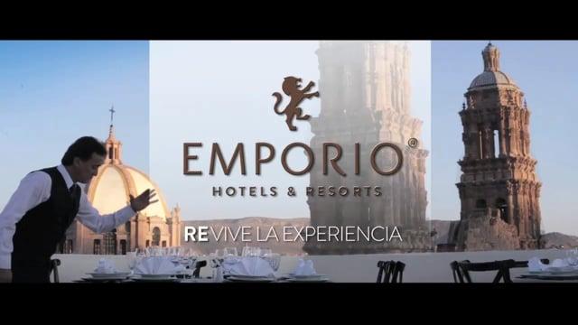 EMPORIO Hotels & Resorts • 4 Spots TV