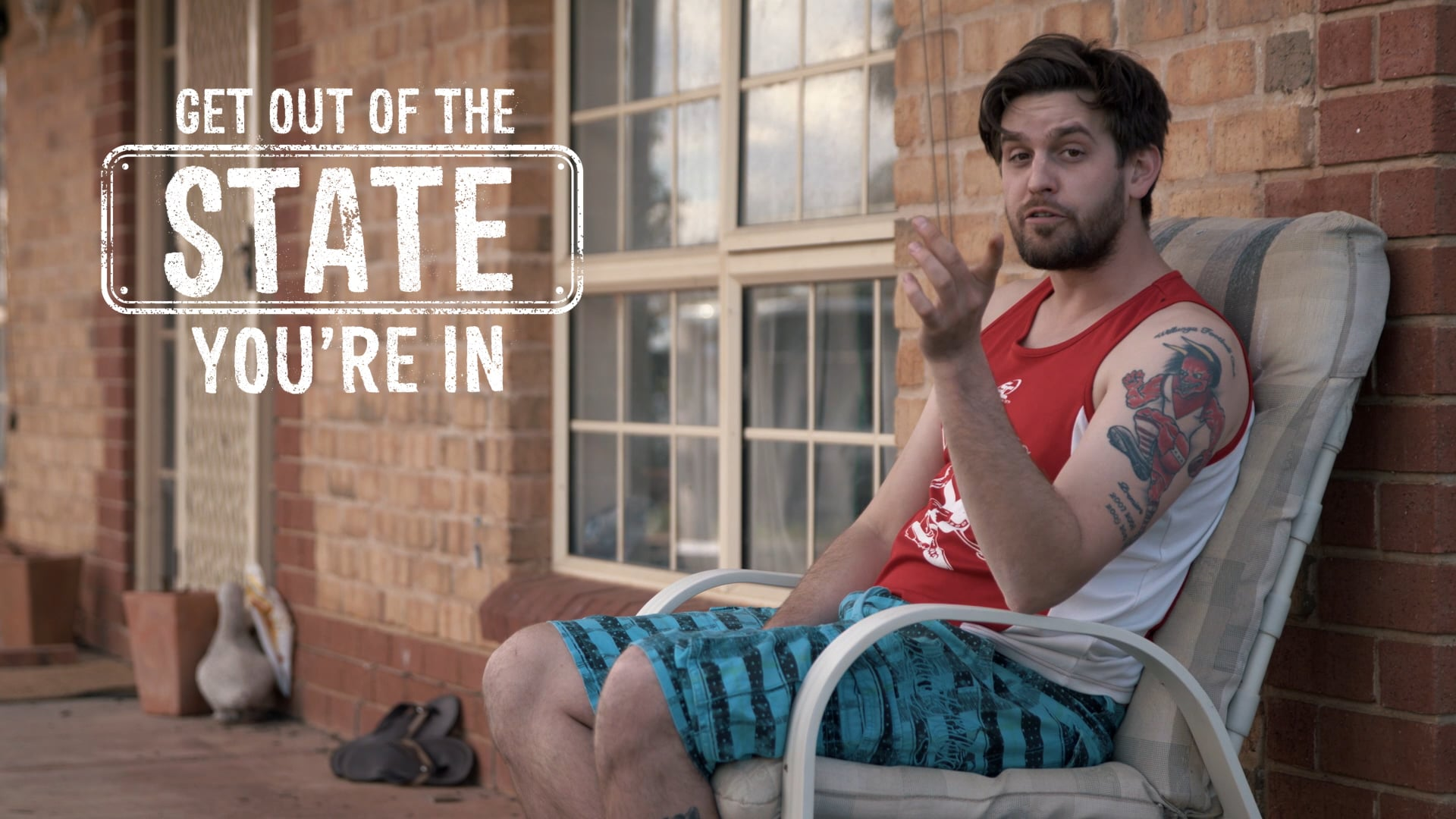 NT TOURISM // Get Out Of The State You're In (SA)