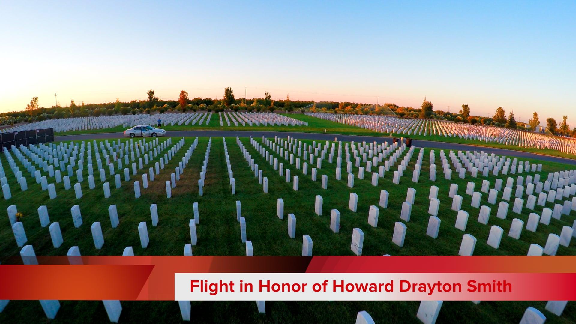 Honor Flight- Drone
