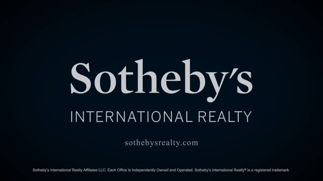 Sotheby's International Realty® Brand Essence Video
