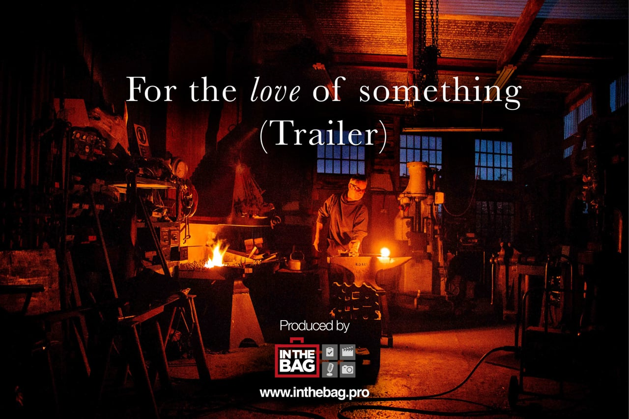 For The Love Of Something (Trailer)