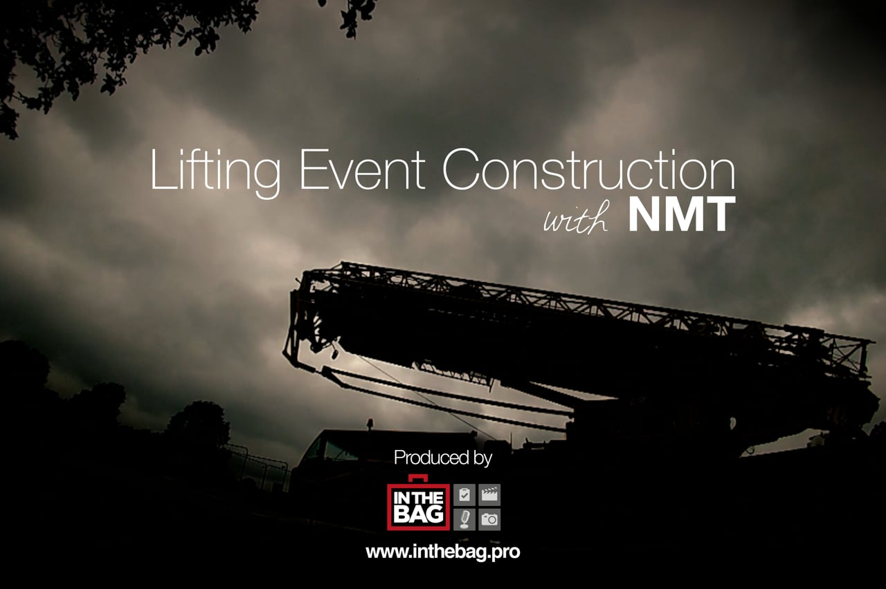 Lifting Event Construction Up A Level - NMT Trailer