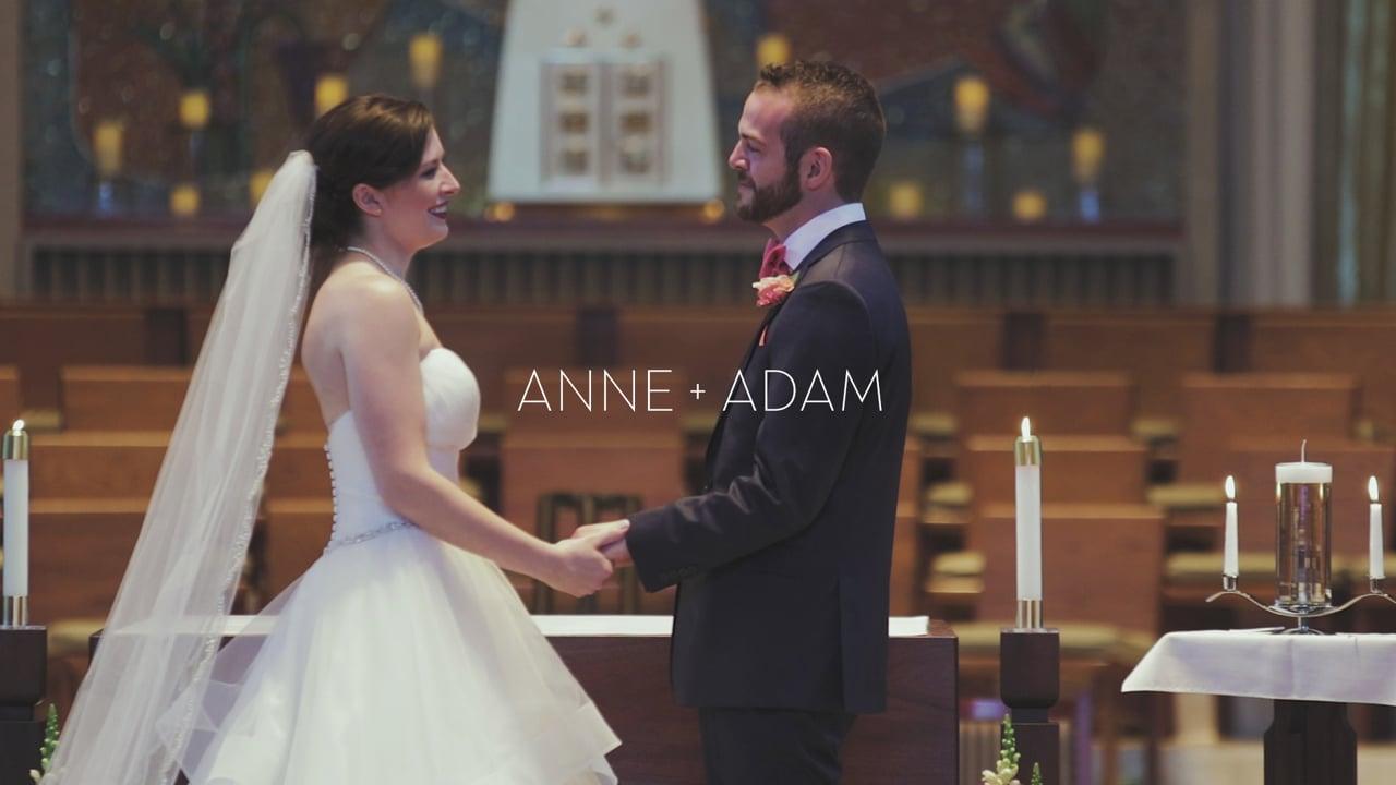anne + adam | highlight reel