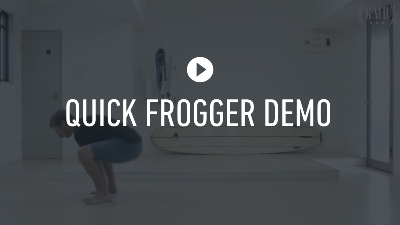 Elements - Frogger - Demo - with Andy