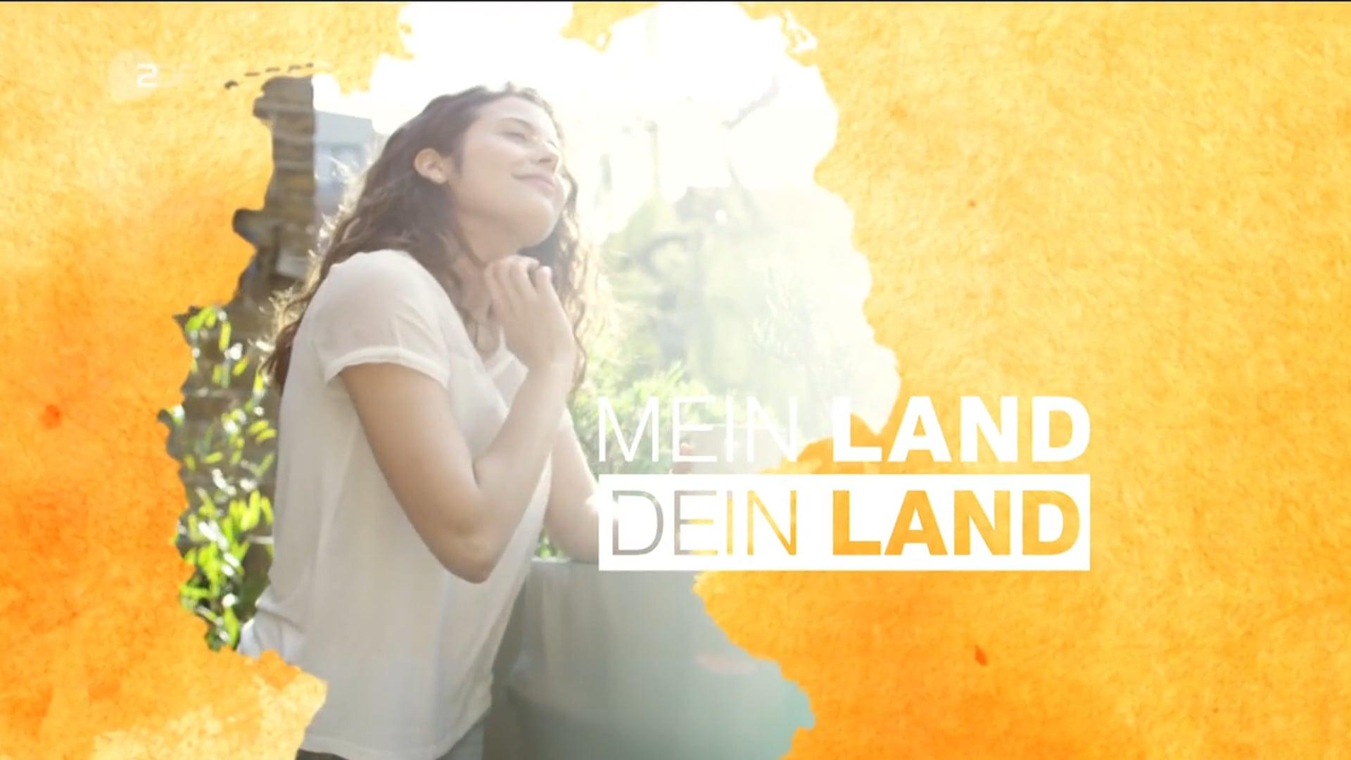 """ZDF Mein Land, Dein Land - """"Bitterfeld-Wolfen"""""""