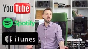 Dobre brzmienie MP3 na SoundCloud i Youtube?