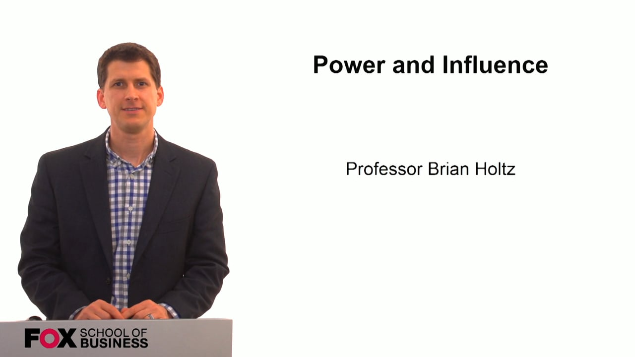 59820Power and Influence