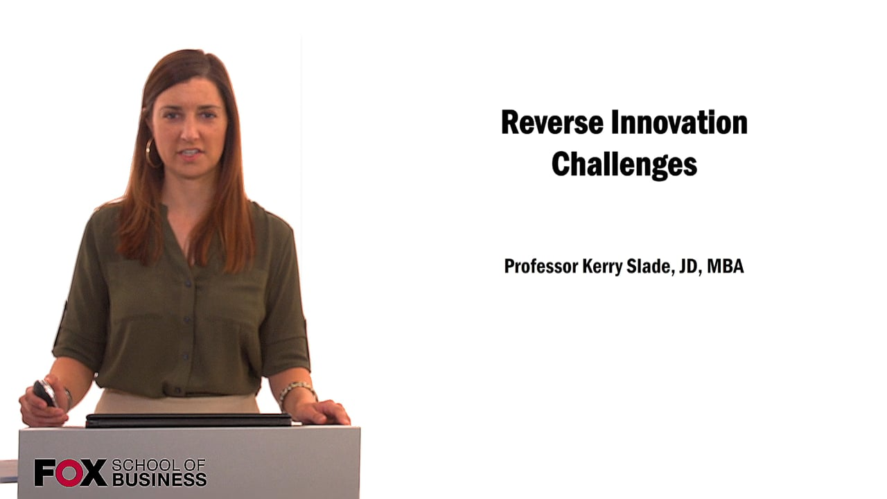 61543Reverse Innovation Challenges