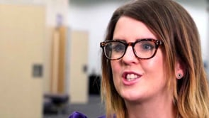 Is it important to use real people instead of actors when creating video for learning? - Gemma Critchley