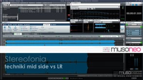 Techniki LR vs mid-side
