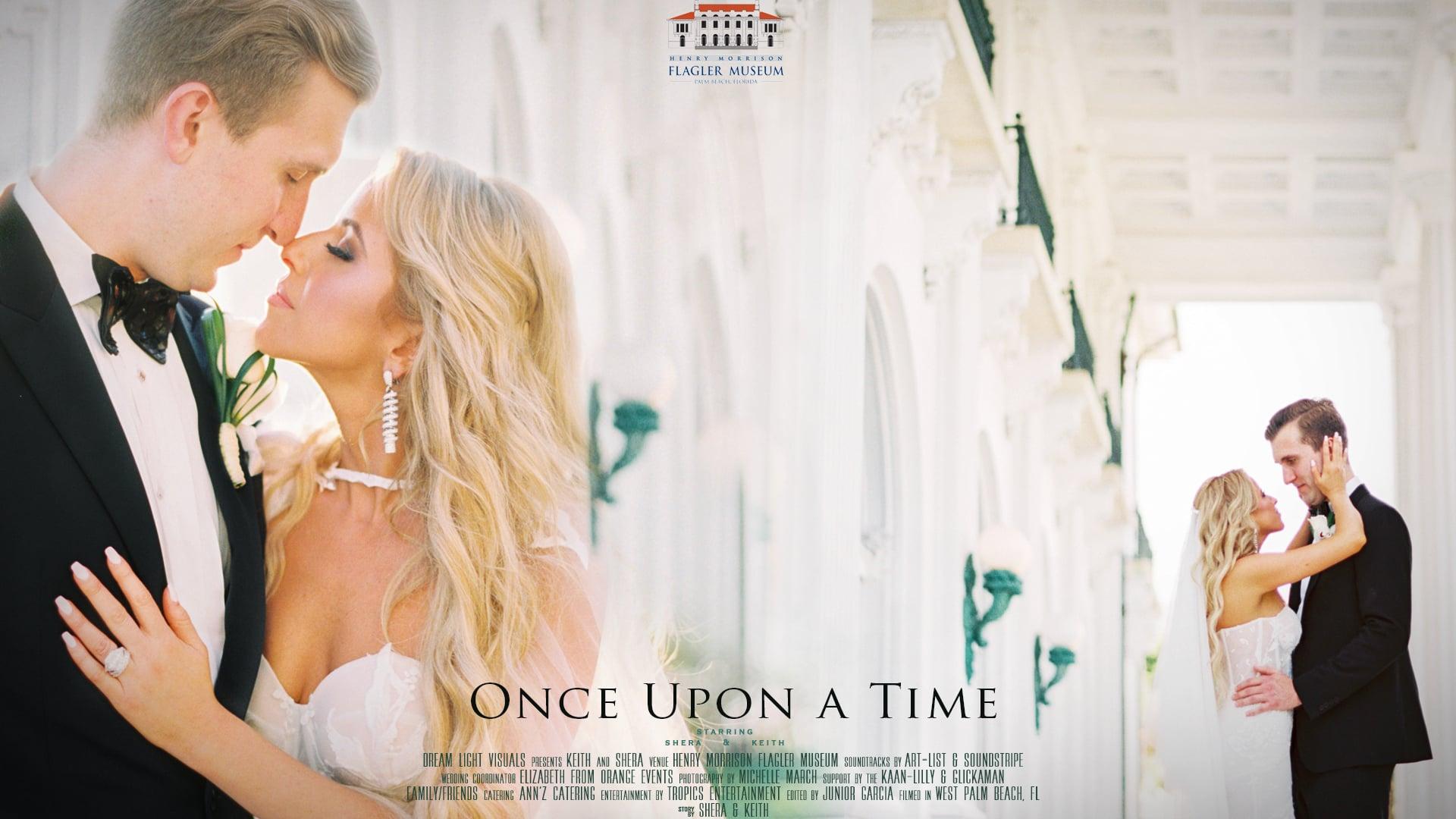 Henry Morrison Flagler Museum Wedding Film | Palm Beach, FL | Shera & Keith